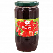 Cora confiture de fraise 1 kg