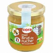 Cora miel brut de ruche france 500g