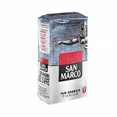 San Marco café moulu pur arabica 250g