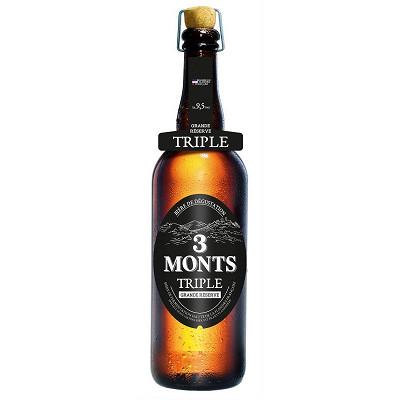 3 Monts 3 Monts triple 75cl 9,5% Vol.