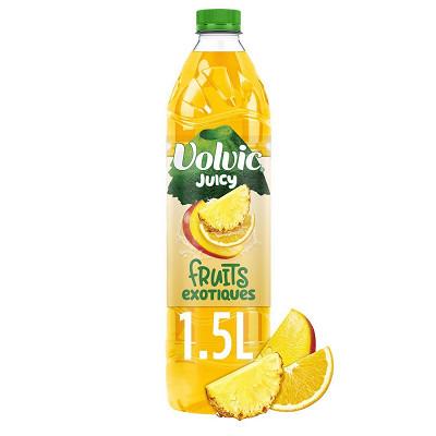 Volvic Volvic juicy fruits exotiques 1.5l
