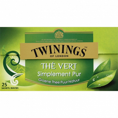 Twinings the vert simplement pur x25s 37g
