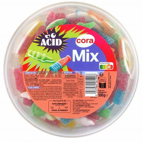 Cora mix acide tubo 500g