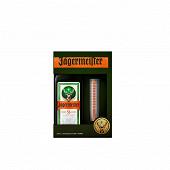 Liqueur jagermeister 1.75L 35%vol coffret party kit