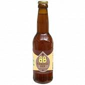 Biobernai bière bio 33cl 5.6% Vol.