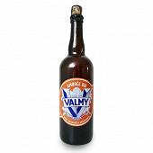 Bière Valmy ambrée bio Vol. 6% 75cl