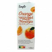 Jus abc Orange 1.5l