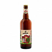 Meteor bière bio 75cl 5.5%vol