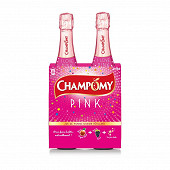 Champomy pink bouteille 2x75cl