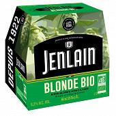 Jenlain bio pack 6x25cl 6.2%vol