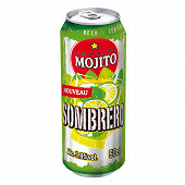 Sombrero mojito boite 50cl 5.9%vol