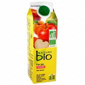 Nature bio pur jus fruite 1l