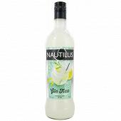 Nautilus gin fizz 70cl 15%vol