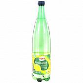 Cora eau pétillante aromatisée citron 1l