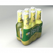 Freez mix ananas coco pack 6 bouteilles 275ml