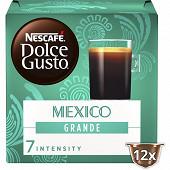 Nescafé Dolce Gusto Bio Grande Mexico, capsule café - x12 dosettes
