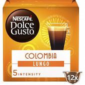 Nescafé Dolce Gusto Bio Lungo Colombia, capsule café - x12 dosettes