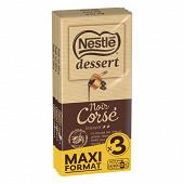 Nestlé dessert corsé 3x200g