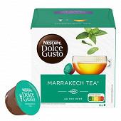 Nescafé Dolce Gusto Marrakech tea, capsule thé - x16 dosettes