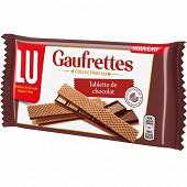 Lu gaufrettes chocolat noir 92g