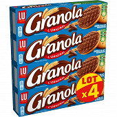 Granola choco lait 200g lotx4