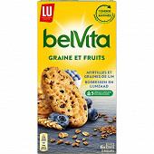 Belvita myrtilles & graines 270g