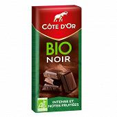 Côte d'or noir bio 150g