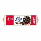 Lotus gaufre de liège chocolat 10x1p 518g