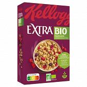 Kellogg's extra bio fruits d'été 370g