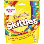 Skittles bonbons fruits smoothie 174g