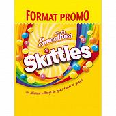 Skittles bonbons fruits smoothie 192g