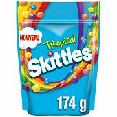 Skittles bonbons fruits & tropical 174g
