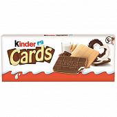 Kinder cards T5 5x2 128g