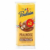 Poulain pralinoise 2x180g