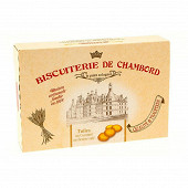 Biscuiterie de Chambord tuiles au caramel au beurre salé 300g