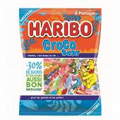 Haribo croco baby -30% de sucre 165g