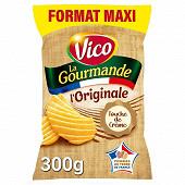 Vico chips la gourmande format spécial 300g
