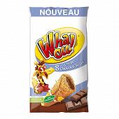 Whaou! crêpes chocolat au lait x8 256g