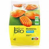 Nature bio madeleines nature 250g