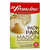Francine farine à pain 1,5 kg