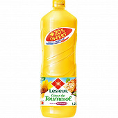 Lesieur huile de tournesol 1 litre + 20% offert