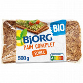 Bjorg pain complet seigle 500 g