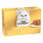 Gourmet gold coeur fondant 12x85g
