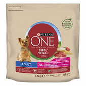 One my dog is active boeuf et riz  1.5kg