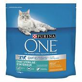 One spécial chat stérilisé d'intérieur 1.5kg