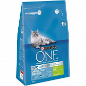 One croquettes spécial chat stérilisé dinde 3kg