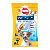 Pedigree dentastix pour chiots et petits chiens 110g