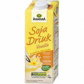 Alnatura boisson au soja vanille 1l