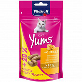 Vitakraft Cat Yums fromage + 20%