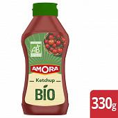 Amora ketchup bio 300ml
